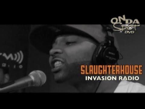 SlaughterHouse OnDaSpot Freestyle - Invasion Radio Classics