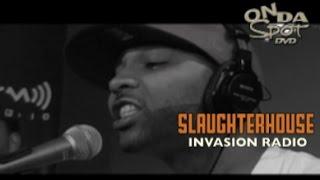 SlaughterHouse OnDaSpot Freestyle - Invasion Radio Classics (Who Had The Best Bars?)