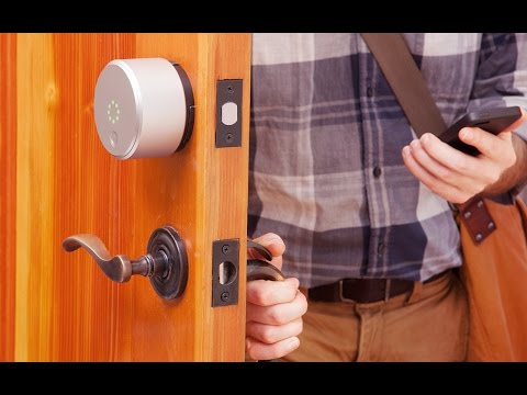 August - Keyless Smart Lock
