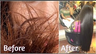 6 Amazing Ways How I Got Rid Of Split Ends & Repaired Damaged Hair | Sushmita's Diaries