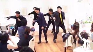 結婚式の2次会の余興で行ったダンスの動画です。 今人気のオリエンタル...