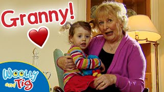 Woolly and Tig - I Love My Granny | Full Episodes | Kids TV Show | Toy Spider