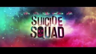 """Suicide Squad """"Out In The Street"""" Trailer"""