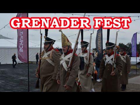Фестиваль пива в Малоярославце - Grenader Fest. Пробуем восьмилетнее пиво.