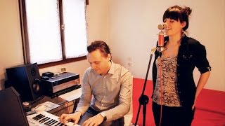 Miley Cyrus - Stay (cover by Alicia Venza & Dmitry Stepanov)