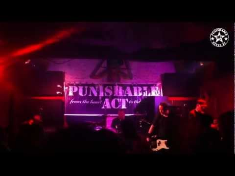 PUNISHABLE ACT - RELEASE SHOW PART II - DRESDEN 05.11.2011 (OFFICIAL HD VERSION)