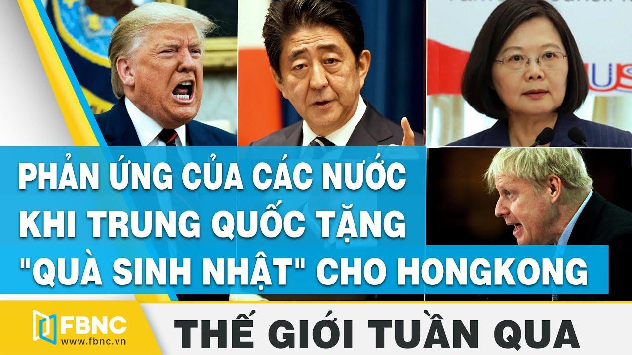 Toàn cảnh tình hình chính trị trên thế giới tuần qua | Tin thế giới nổi bật trong tuần | FBNC