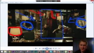 Анализ композиции кадров фильма Джон Уик
