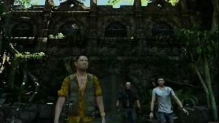 UNCHARTED 3: Drake's Deception™ - Fort Co-op Adventure trailer