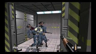GOLDENEYE (N64) - BUNKER 2 [SECRET AGENT]