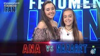 Fenómeno Fan (T2) | El duelo flamenco de Ana y Nazaret