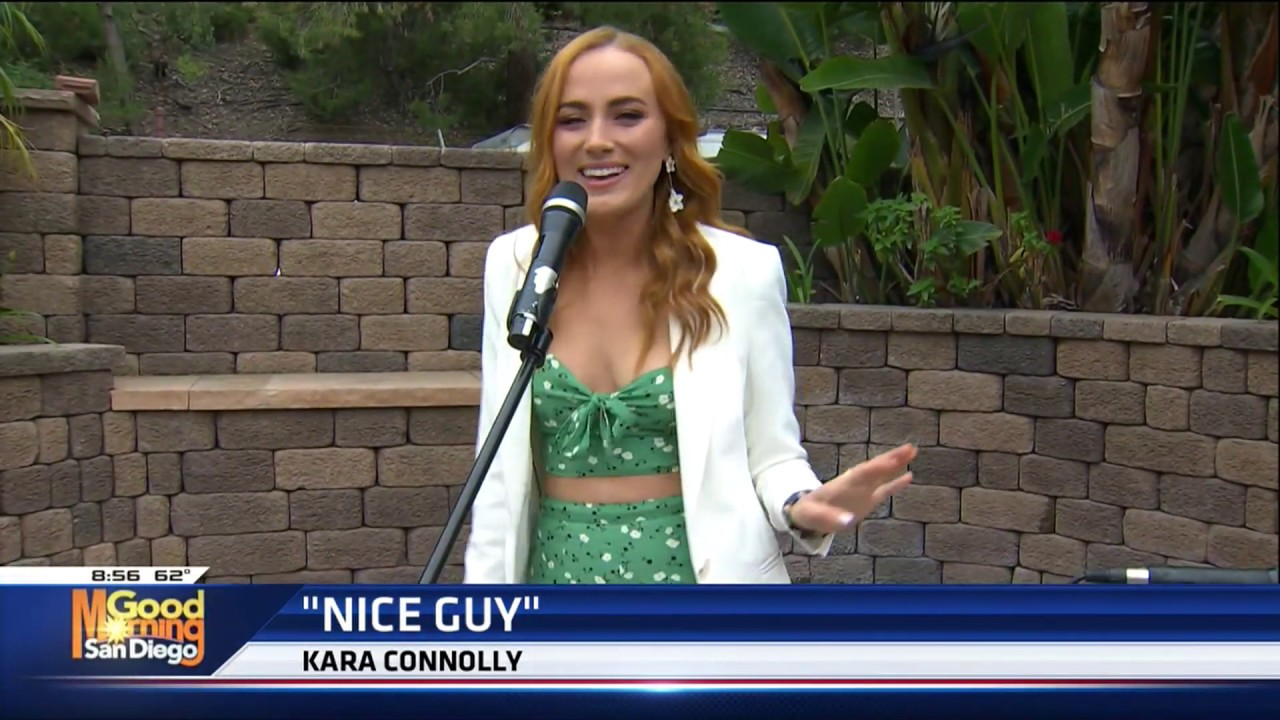 Kara Connolly on KUSI News Good Morning San Diego