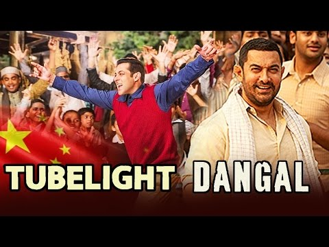 TUBELIGHT To Release In 10000 Screens In CHINA, Dangal CROSSES 1000 Crore Worldwide
