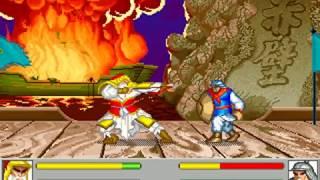 Sango Fighter (a.k.a. 武將爭霸: 三國志) (Panda Entertainment) (MS-DOS) [1993]