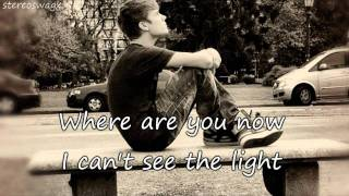 Where Are You Now - Justin Bieber - deeper voice - lyrics on screen
