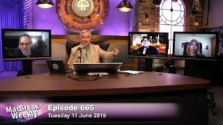Leaning Into the Cheese Grater - MacBreak Weekly 665