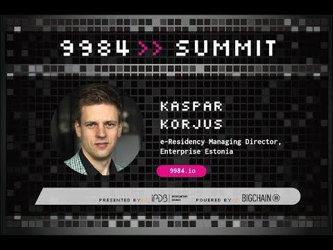Kaspar Korjus, Enterprise Estonia | The Future of Nation States
