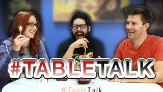 Chocolate Frosting, Madness, and Violent Video Games on #TableTalk!