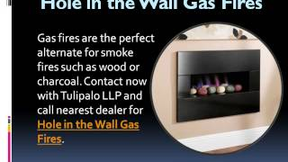 Find Best Hole In The Wall Gas Fires| Fireplace Surrounds