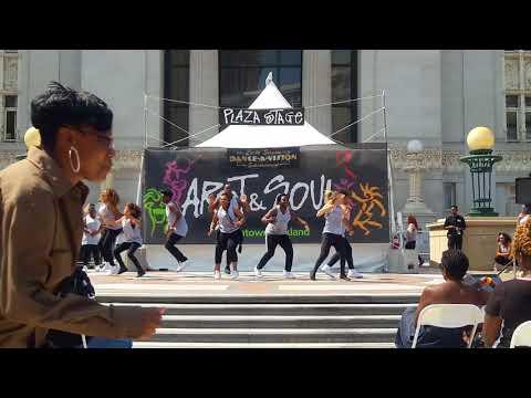 Culture Shock Oakland Art and Soul Festival 2017