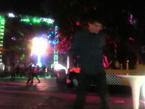 dancing matt kuhn
