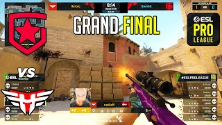 EPIC GRAND FINAL! Gambit vs Heroic - ESL Pro League - HIGHLIGHTS l CSGO
