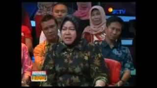 full indonesia baru sctv ahok dan bu risma tri rismaharini bersama slank 19 februari 2014