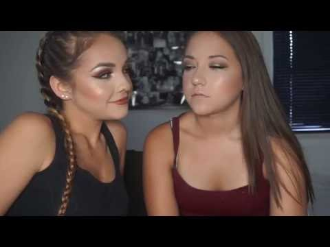HOW TO DO SOMEONE ELSES MAKEUP - XOXOCHRIS