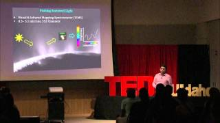 Fountains of Water Vapor and Ice | Deepak Dhingra | TEDxUIdaho
