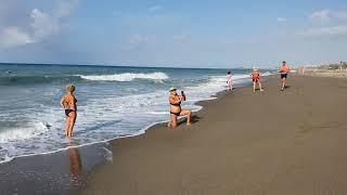 Пляж и море в Турции на 1 октября 2020 Аланья Отель MC Arancia Resort