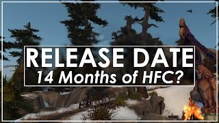 wow legion release date revealed   14 months of hfc why