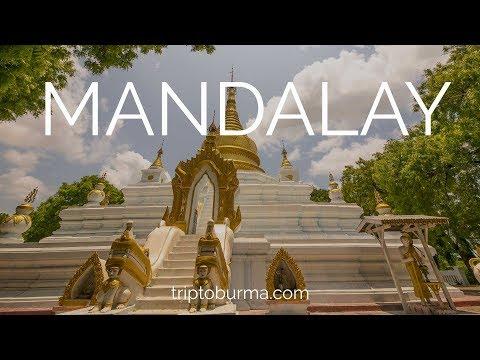 Trip to Burma - Mandalay