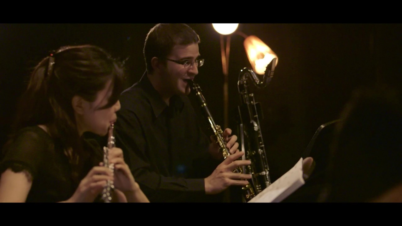 Pierrot Lunaire, op. 21 – A. Schönberg – Ensemble Giraud
