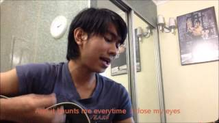 When I Was Your Man - Bruno Mars | Cover by Firhaein