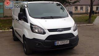 Павлоградской больнице приобрели новенький «Ford»