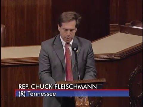 Rep. Fleischmann Pro-Life Speech