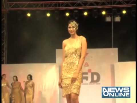 fashion ramp walk in Rajkot