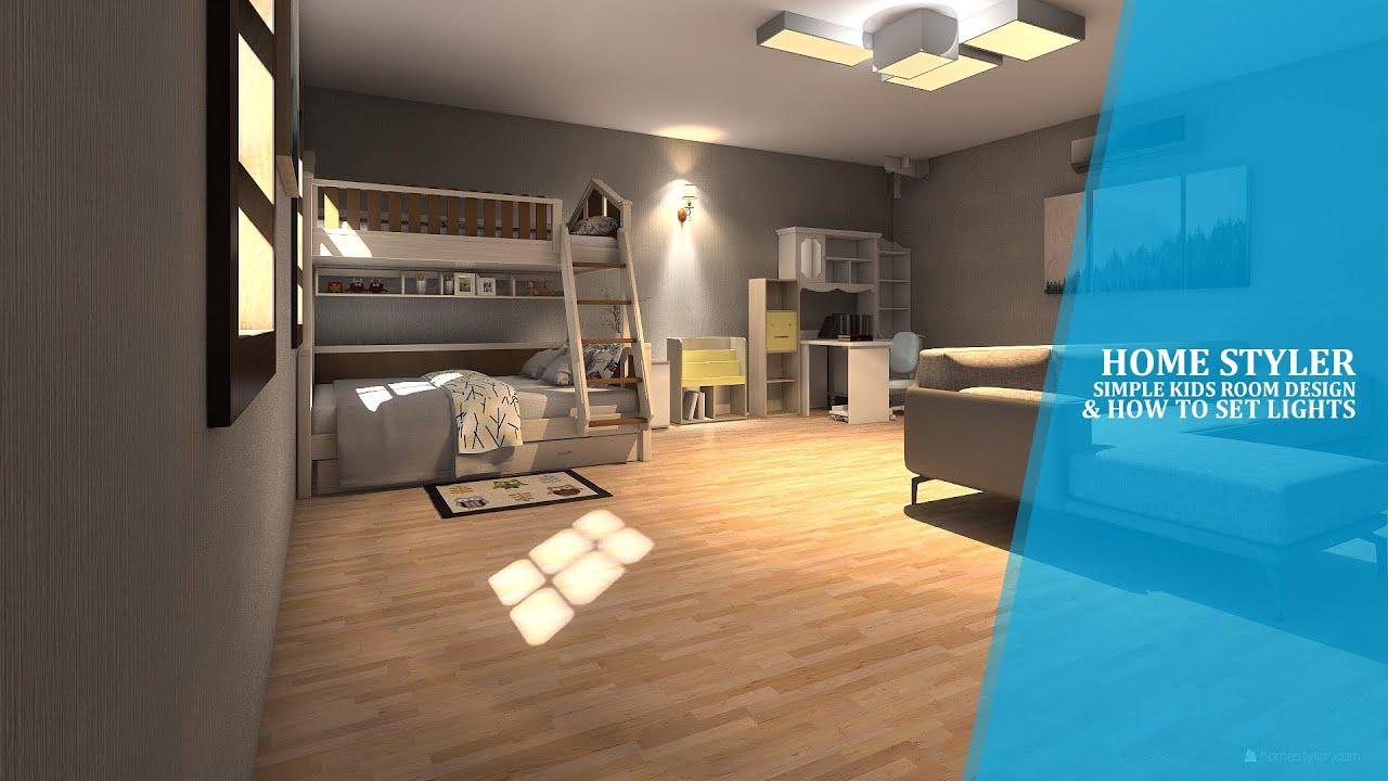 Interior Design Bedroom And Render Homestyler Youtube