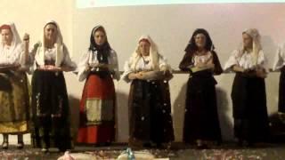 Gruppo Folk Sardo Naramì-Sa Ramadura, S