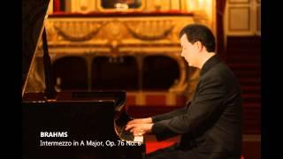 Brahms : Intermezzo Op. 76 No. 6 (Pierre Feraux)