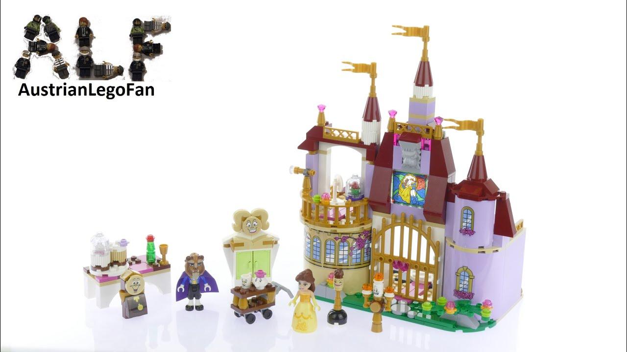 Lego Disney Princess 41067 Belle´s Enchanted Castle - Lego Speed ...