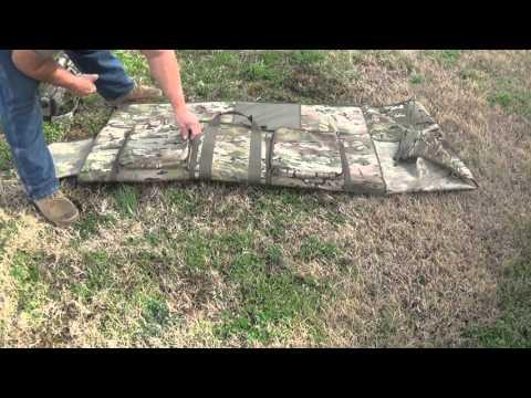Midway USA Shooting Matt/ Gun Bag Review