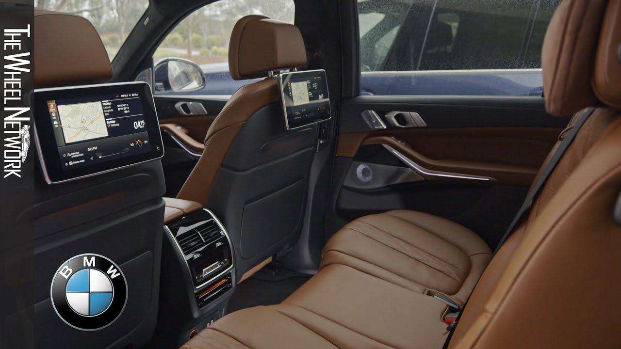 2019 Bmw X7 Xdrive50i Interior