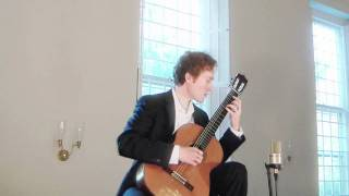 Giacomo La Vita - Gigue from Suite in E minor by J.S. Bach