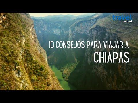 10 consejos para viajar a Chiapas