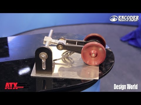 Encoder Products Company - ATX West 2014 - TruTrac