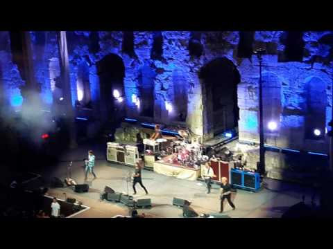 Foo Fighters - Learn to Fly - Live at Herodion Theatre - Athens Greece 2017