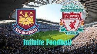Вест Хэм - Ливерпуль 0:4 ОБЗОР МАТЧА АПЛ 37 тур