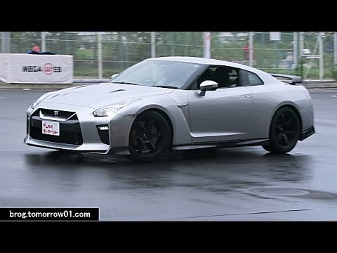 nissan gt r track edition engineered by nismo 2017 0 100 full throttle ride youtube. Black Bedroom Furniture Sets. Home Design Ideas
