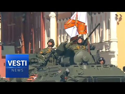 Bring it On: Victory Day Parade Saw Russia's Brand New Military Hardware on Display